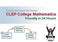 Aviation subjects college mathematics clep test