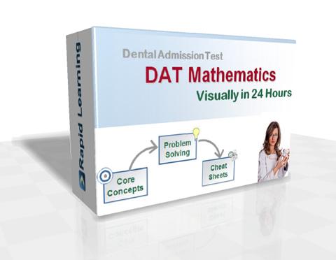 rapid learning center dat mathematics